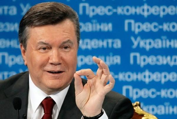 Вертолёт Януковича могли сби…