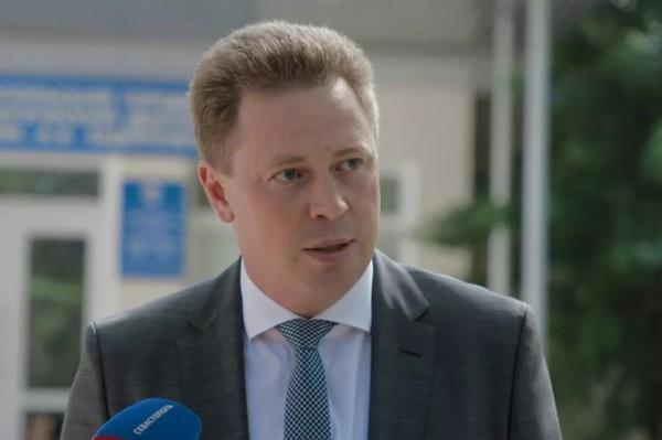 Губернатор Севастополя попал…