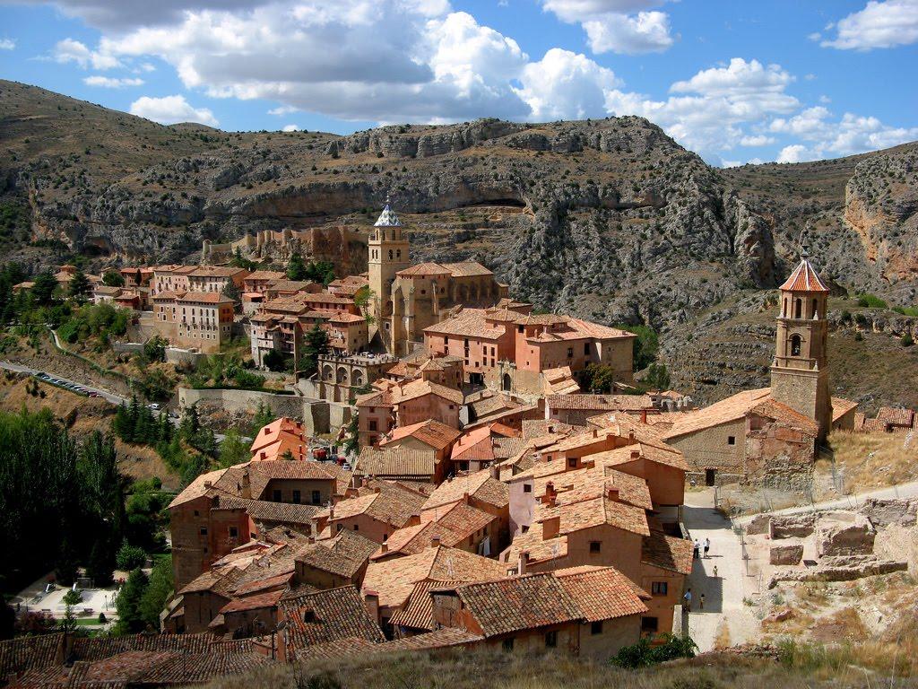 Albarracin_Town