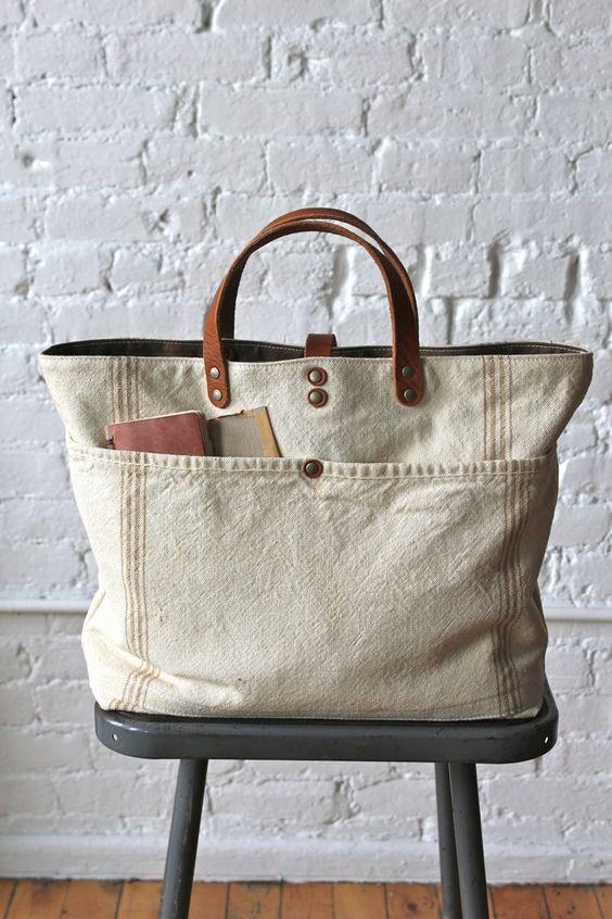 Летние сумки (идеи и выкройки)
