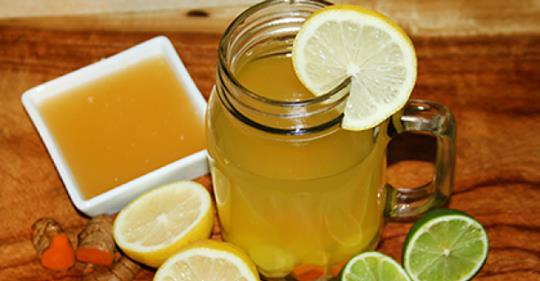 Эти 5 проблем со здоровьем можно вылечить с помощью лимонного сока вместо таблеток