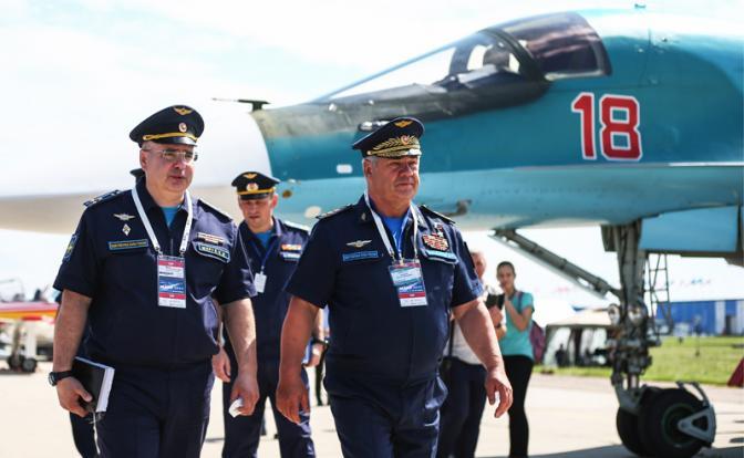 Военную авиацию РФ душит финансовая петля