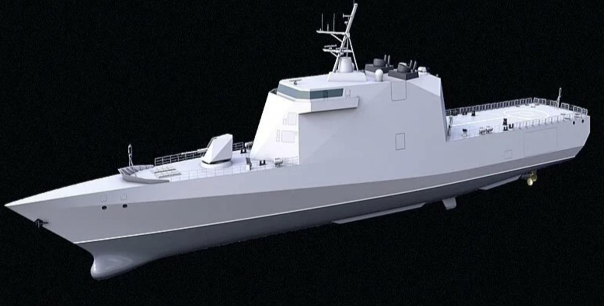 Проект «Меркурий»: стало известно о разработке уникального корабля для ВМФ