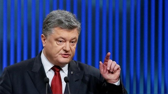 Порошенко: Именно мы, украинцы, защищаем Европу от варварства и тирании