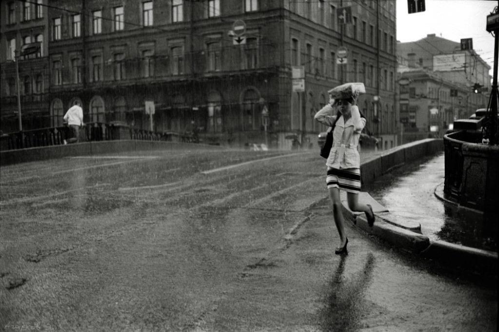 Синоптики составили прогноз на первые летние дни в Петербурге