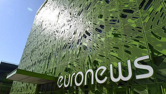 Украинская служба канала Euronews объявила о прекращении вещания