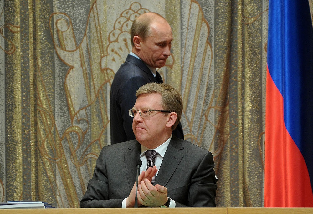 """Путин ответил Кудрину на предложение """"снизить геополитическую напряженность"""""""