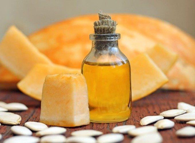 Тыквенное масло состав и применение