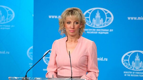 """МИД РФ рассказал о том, что Европа хочет перейти на дрова в связи с резолюцией по """"Северному потоку-2"""""""