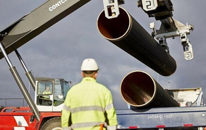 """""""Не может быть!"""" - Киев ошарашен: """"Северный поток-2"""" строится на деньги Украины"""