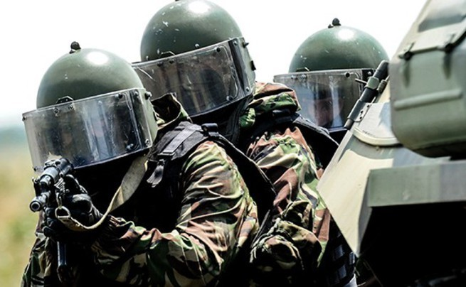 Вот вам и Россия сегодня! Национальной гвардии разрешат применять силу за рубежом