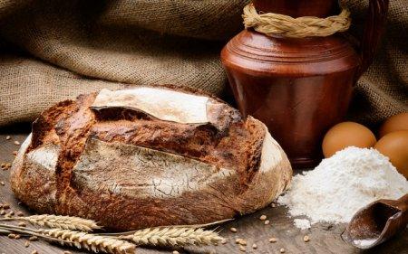 Как погадать на хлебе?