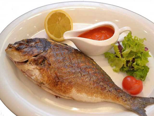 Рыбный день — четыре вкусней…