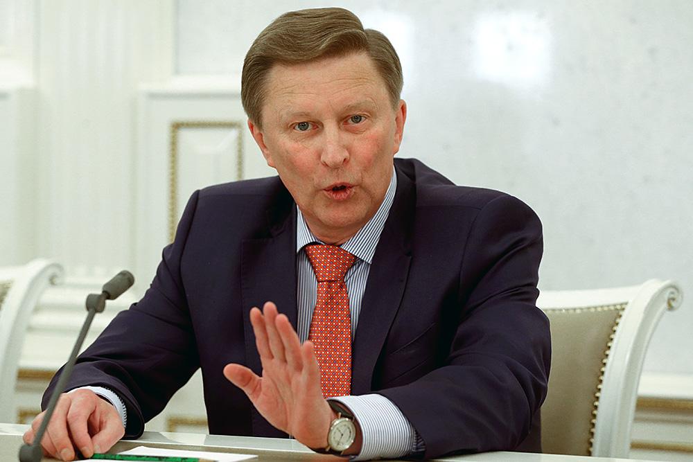 «Хотите, раскрою государственную тайну?»: Сергей Иванов