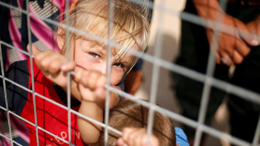 Сироты джихада: Россия пытается вернуть из Мосула 48 детей, которых родители вывезли в ИГ