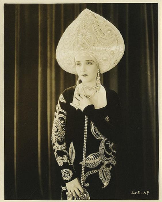 Флоренс Видор,1920. Американская актриса эпохи немого кино