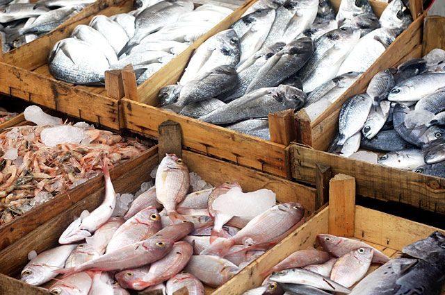 Как избежать обмана на рыбном рынке?