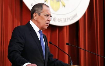 Лавров рассказал о российском и американском химоружии