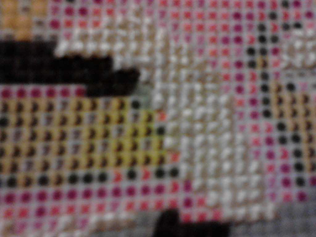 Китайские вышивки во сколько нитей