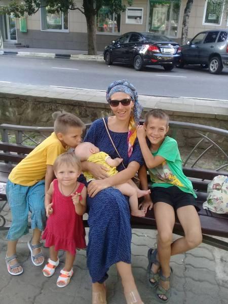 О беременности я узнала, уйдя от мужа с двумя детьми