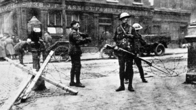 Пасхальный бой за Ирландию. Часть 2. Бои на улицах Дублина и итоги восстания