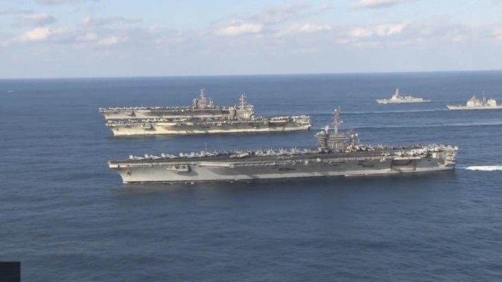 Украина готовит провокацию в Азовском море