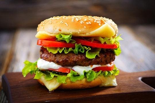 Как приготовить вкусный бургер в домашних условиях