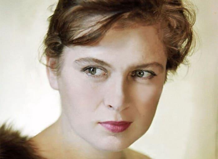 Актриса с драматической судьбой   Фото: liveinternet.ru