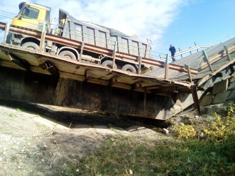 Когда рухнет Крымский мост?