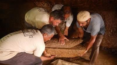 В Египте нашли гигантское кл…