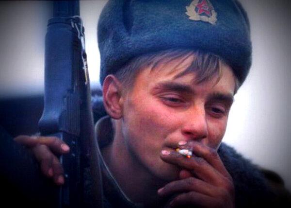 Исповедь русского пехотинца. О боевом братстве. За что воевали в Чечне