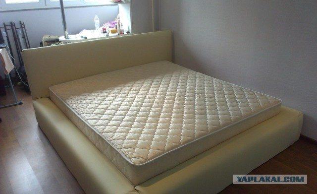 Делаем кровать