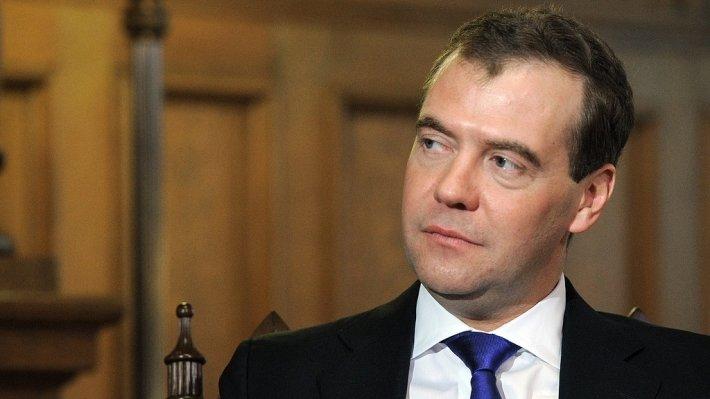 Медведев объявил о тотальной…