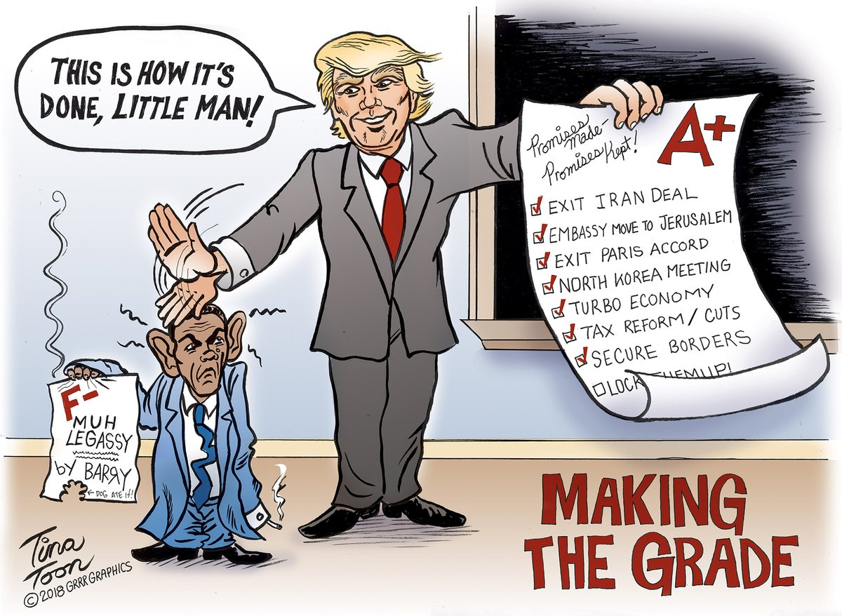 Ливийская рекурсия Трампа