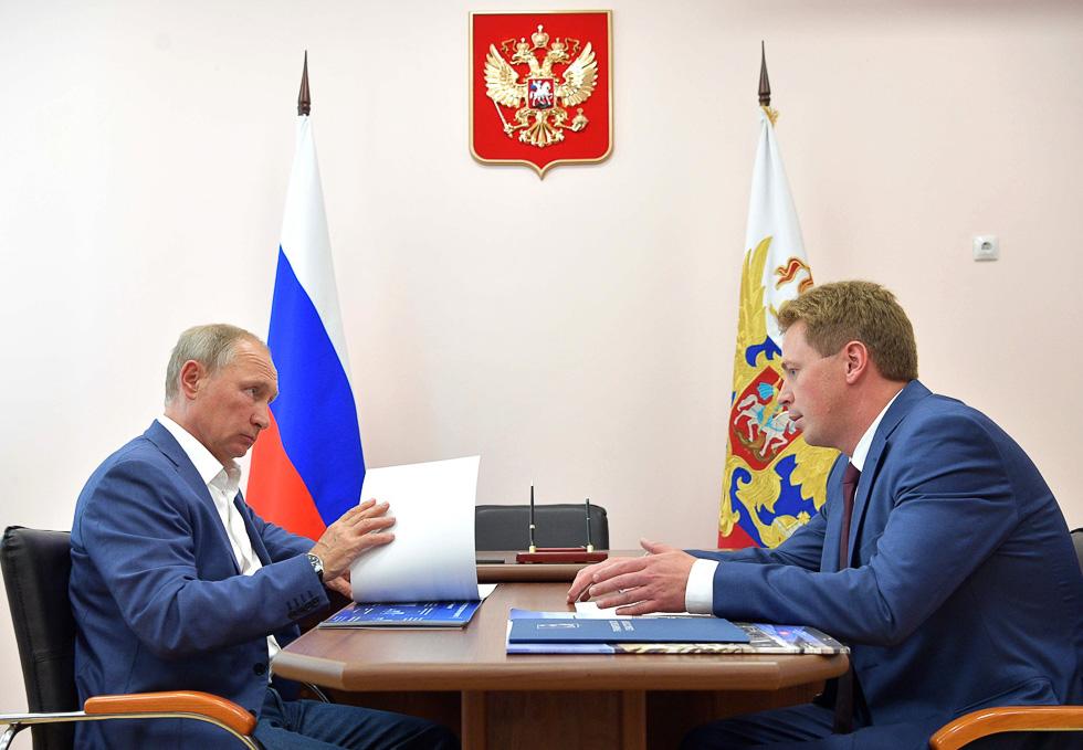 """В. Путин: """"Военные пенсионеры Крыма получат необходимую поддержку"""""""