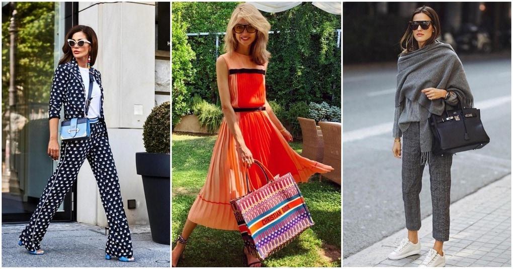 Весенние образы 2019: модные луки, которые хочется повторить