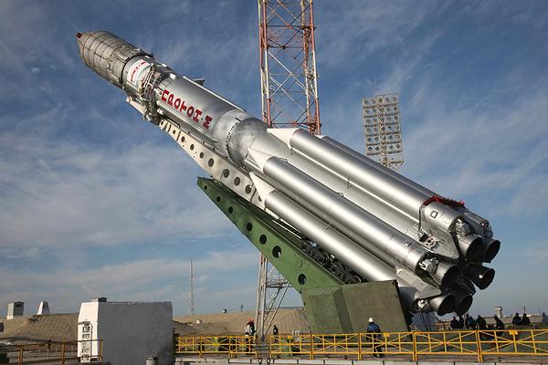 Россия потеряла три спутника ГЛОНАСС сразу