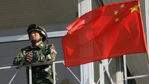 Китай выходит на тропу войны