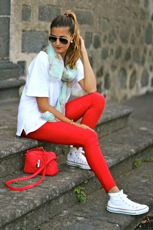 Модные брюки : Лето 2018