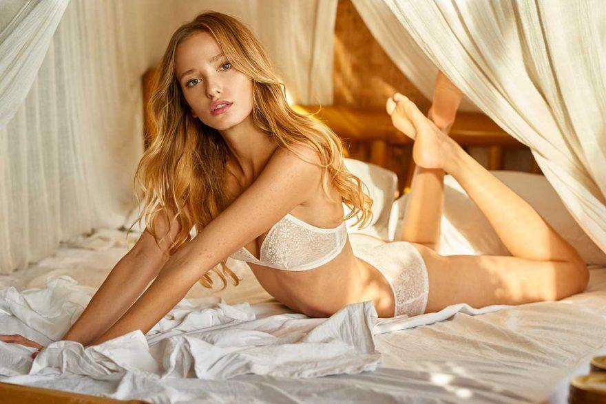 Элегантная фотография моды и красоты Константина Крюковского