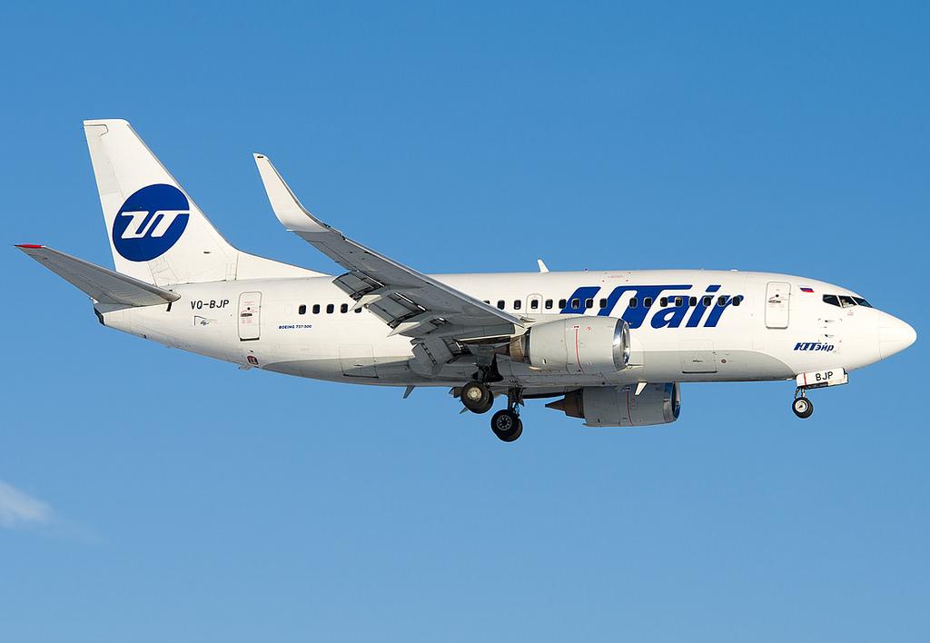 Расследование инцидента с Utair 737 открыло новые факты