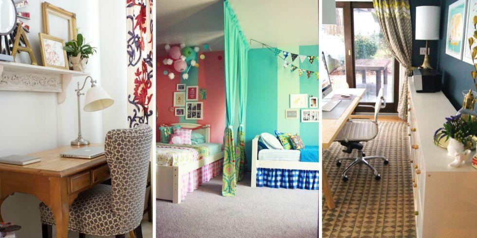 Разнообразные способы зонирования комнаты