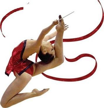 Женские виды спорта. Художественная гимнастика