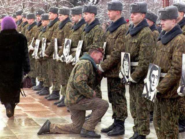 Украина совершила бесчеловечное кощунство