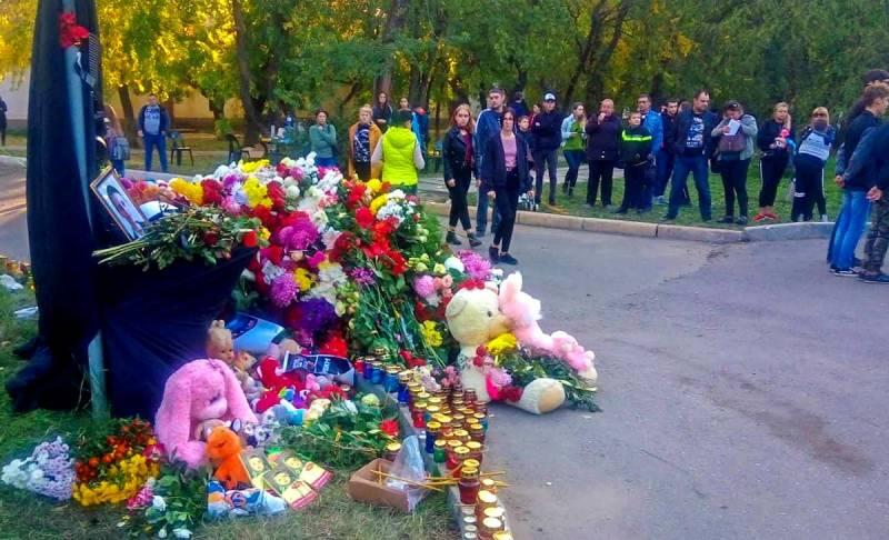 Керченская ложь Украины
