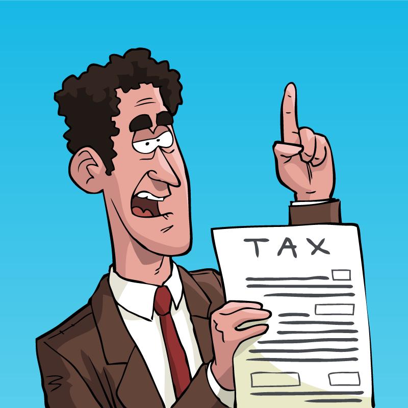Как налоговые инспекторы умудрились достать даже несчастных зверей