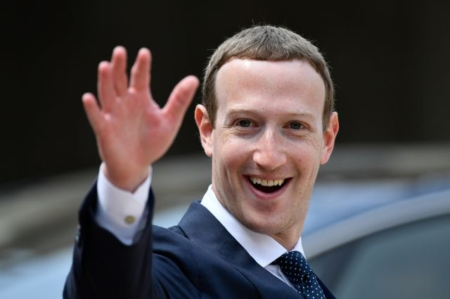 Цукерберга хотят пригласить выступить в парламенте Австралии