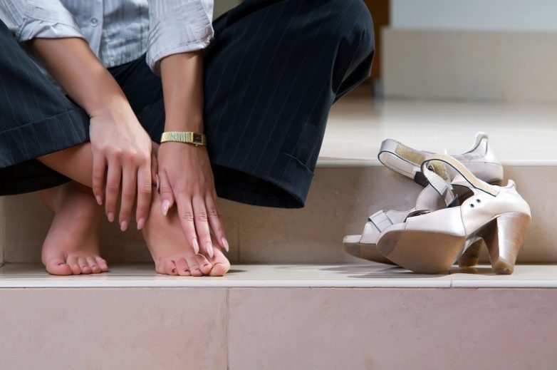 Ванночки для ног для снятия усталости
