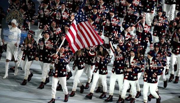 США отправят в Пхёнчхан самую многочисленную сборную в истории зимних Олимпиад