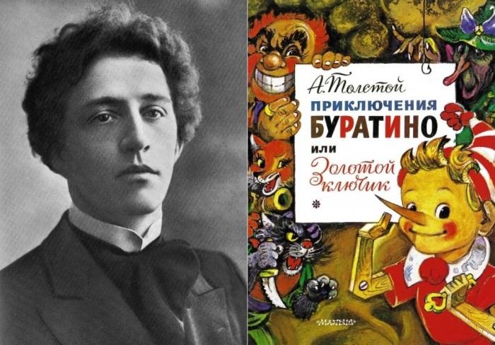 Сказка Алексея Толстого про Буратино – злая пародия на Блока и театр Мейерхольда?